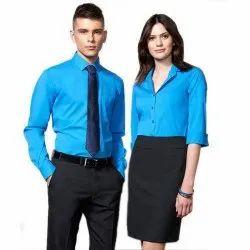 棉质性别:中性企业制服,尺码:大号