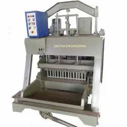 Double Vibrator Hollow Block Making Machine