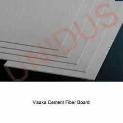 8 x 4 x 6 mm Visaka Cement Fiber Board