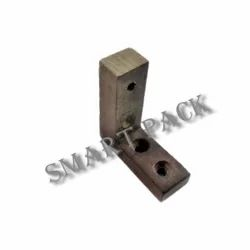 Iron Brackets for Element Holder, For Curtain Fitting, Shape: L Shape