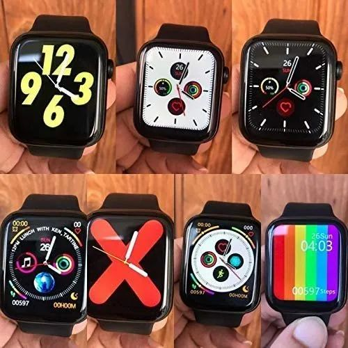 w26 plus smartwatch Dials or watch faces