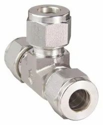 S S Instrument Fittings, Size: 3MM-1