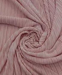 Foil Fabric 10-12 Options Ready Goods Plesay (Pleated Fabric), For Garments