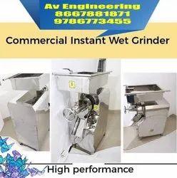 Instant  wet grinder (SS Model)