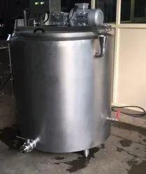 INTEC - Stainless Steel Milk Batch Pasteurizer