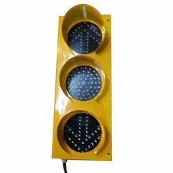 3 Aspect LED Traffic Signal Light