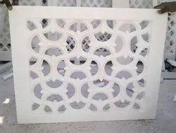 White Marble Stone Jalli