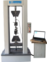 Computerized Universal Material Testing Machine