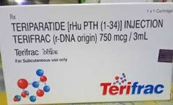 Terifrac 750 Mcg 3ml Injection