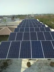 On Grid Rooftop Solar Power Plant