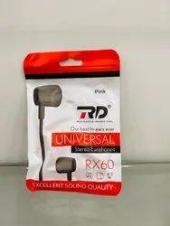Rd Universal Stereo Earphone