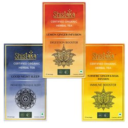 Camomile Herbal Green Tea