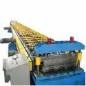 Shallow Trapezoidal Composite Floor Deck Rolling Forming Machine