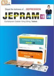 Escitalopram Oxalate 10mg (TABLET)