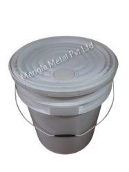 20 Ltr Plastic Bucket For Adblue