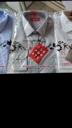 Plain Collar Neck Raymond Shirts, Machine wash