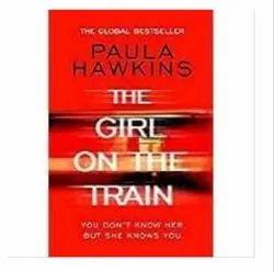 Paula Hawkins English The Girl On The Train Fiction Book