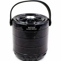 WS-883 Mini Bluetooth Speaker With FM Radio
