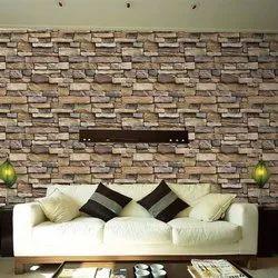 3d brick pattern wallpaper