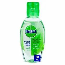 Dettol Alcohol Based Instant Hand Sanitizer 50 ML