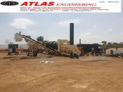 Construction Asphalt Hot Mix Plant