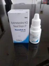 Xylometazoline 0.1% Nasal Drops