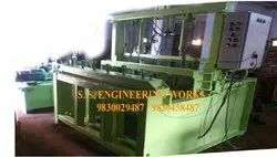 Hydraulic Semi Automatic Vibrating Screen Wire Mesh Machine