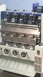 Single Phase Scrubber Making Machine