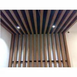 Aluminium Baffle False Ceiling, For Sound Diffusers