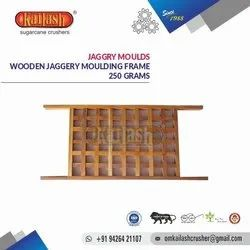 Om Kailash Wooden Jaggery Moulds 250 Grams