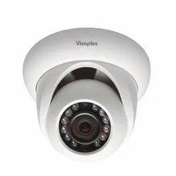 Analog Camera Visoplus 5MP HD Dome Camera- Fibre Body, Camera Range: 15 To 20 m