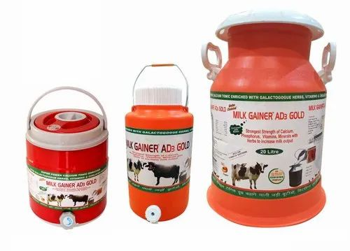 Cattle Products Metho Chelated Milkgainer Ad3 Gold Manufacturer From Saharanpur