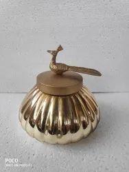 Decorative Pumpkin Jar