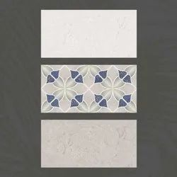 Ceramic Rectangular Glossy Digital Wall Tile, Size: 30  * 60 in cm, Thickness: 5-10 mm