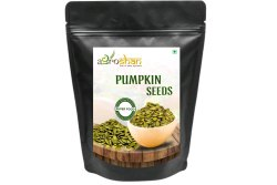 Natural Green 450gm Pumpkin Seeds, Pack Size: 450gms