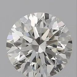 Round 0.70ct J VS2 GIA Certified Natural Diamond