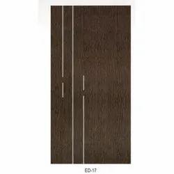 Brown Interior Wooden Door