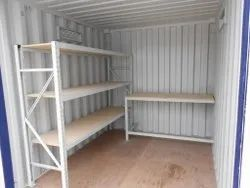 Fabricated Storage Container