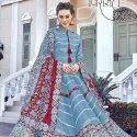 Tejaswee Virasat Mayuri Killer Silk Readymade Dress - 7 Pcs Set
