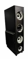 4 Black Tower Music System