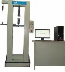 Leather Testing Machine By KMI