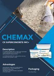 CHEMAX Superconcrete IWC+