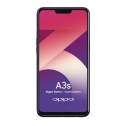 Ips Lcd Oppo A3 S Purple Mobile Phone