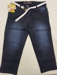 Regular Ladies Stretchable Denim Jeans, Waist Size: 28-36