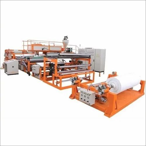 Extrusion Coating Lamination Machine/Plant With Turnbar Systems