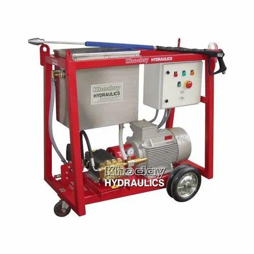 KH-15-500-20 500 Bar Water Jet Cleaner