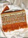 Cotton Weaving Pouch Bag
