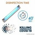 UVC Light Sanitizer/ Disinfectant 11W Kills Virus & Bacteria From All Kind Of Items Branded Fitting
