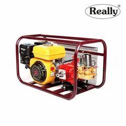 Petrol Red HTP Spray Pump, For Agriculture / Gasoline HTP Spray Set