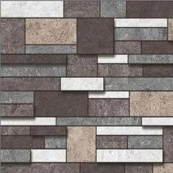 Flores Ceramic Digitally Printed Wall Tiles, Size: 200 mm x 300 mm